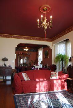 Victorian House Interior (S. Caputo)
