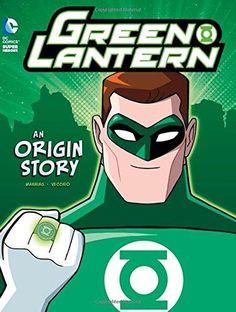 Green Lantern DC Super Heroes