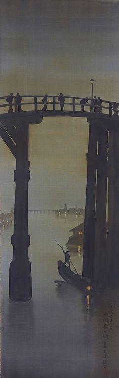 小林清親『開化の東京』1915年以前