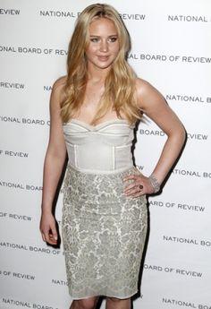 Jennifer Lawrence in New York City