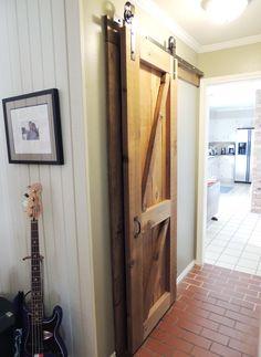 DO or DIY | How to Build a Barn Door