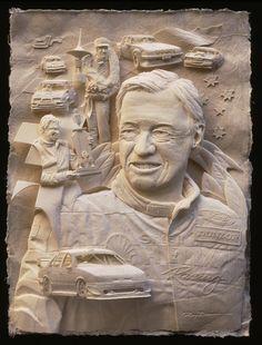 Paper Sculptures - Prafulla.