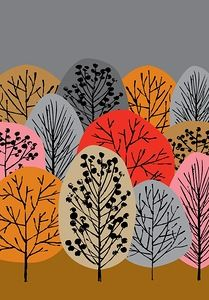 fall art projects for elementary students Club D'art, Art Club, Arte Elemental, Autumn Art, Autumn Forest, Forest Art, Tree Art, Tree Collage, Collage Ideas
