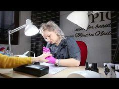 Acrylic Nails At Home, Acrylic Nail Shapes, Gel French, French Nails, Balerina, French Interior, Gel Nails, Youtube, Videos
