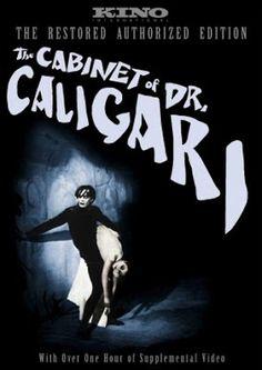 convergência cinefila: O GABINETE DO DR. CALIGARI - 1920