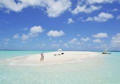 Luxury Life Design: Island Hideaway resort in Maldives