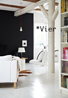 White Black Room