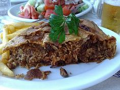 Kefalonia Meat pie