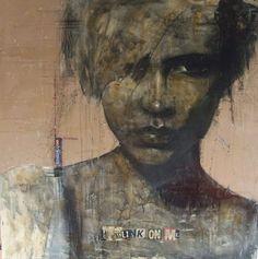 Tutt'Art@ | Pittura * Scultura * Poesia * Musica |: Guy Denning, 1965 ~ Figurative/Abstract painter