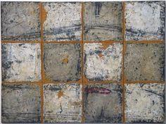 Step by Step - Gemengde techniek op doek -160 x 120 cm - 2008
