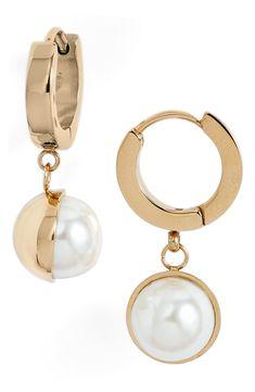 Silver oval hoop earrings faceted black glass teardrop antique silver bead cap elegant trending large lightweight mothers day trending new