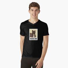 Mom Of Boys Shirt, Boys Shirts, My T Shirt, Neck T Shirt, Stafford Pitbull, Stafford Dog, Best Friends Funny, White V Necks, Back To The Future