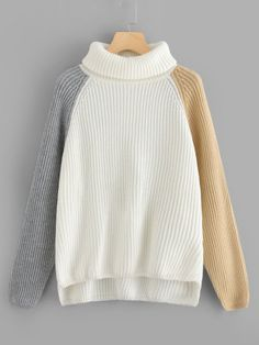 To find out about the Raglan Sleeve Dip Hem Jumper at SHEIN, part of our latest Sweaters ready to shop online today! Jumper, Cotton Cardigan, Raglan, Winter Sweaters, Women's Sweaters, Cardigans For Women, Types Of Sleeves, Knitwear, Fashion Outfits