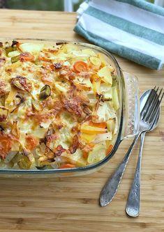 Low Carb Recipes, Diet Recipes, Vegetarian Recipes, Healthy Recipes, Clean Eating Recipes, Healthy Eating, Vegan Gains, Easy Food To Make, Diet Meal Plans