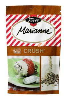 Fazer Marianne Crush Crushes, Product Design, Drinks, Food, Drinking, Beverages, Essen, Drink, Meals