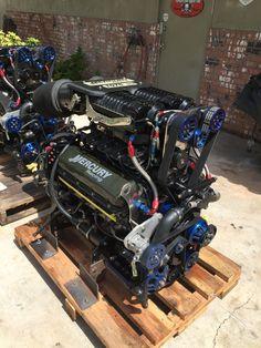 Mercury racing motor