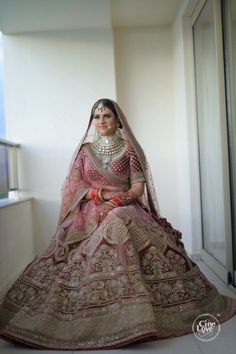 Glam Turkey Wedding With The Bride In A Velvet Lehenga & Contrasting Jewellery Indian Bridal Photos, Indian Bridal Outfits, Indian Designer Outfits, Manish Malhotra Bridal Lehenga, Indian Bridal Lehenga, Wedding Lehenga Designs, Bridal Lehenga Collection, Wedding Dresses For Girls, Wedding Outfits