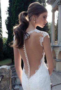 vestiti da sposa schiena scoperta - Cerca con Google