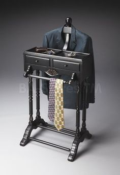 Beautiful valet stand