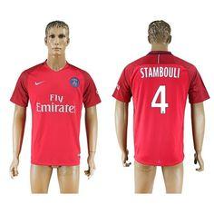 Paris Saint Germain PSG 16-17 Benjamin Stambouli 4 Udebane Trøje Kortærmet.  http://www.fodboldsports.com/paris-saint-germain-psg-16-17-benjamin-stambouli-4-udebane-troje-kortermet.  #fodboldtrøjer