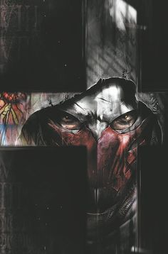 Azrael is one of the most underrated comic books in the DC universe. He took over for Batman when Bane broke the Bat's back and become a spin off character.