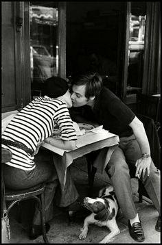 Henri Cartier-Bresson - París 1968