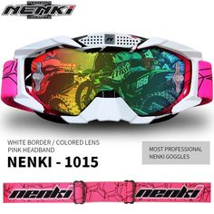 2640a0e547 NENKI Motocross Off-Road ATV Dirt Bike MX DH Goggle Men Women Ski Snowboard  Glasses