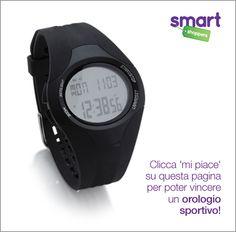 Concorso a premi Smartshoppers Italia: vinci orologio sportivo http://tuttoconunclic.altervista.org/blog/concorso-premi-smartshoppers-italia-vinci-orologio-sportivo/