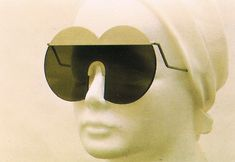 5. Hans Hollein, Colored Glasses for AOC, 1973