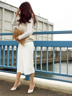 Ayako_All_White_Outfit
