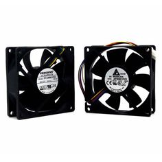 Us 5 89 New 80mm Pwm Cooling Fan For Foxconn Pva080g12q For