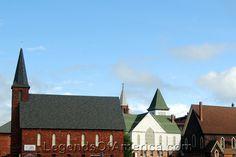 Calumet, MI - Churches