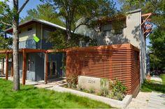 Making the wife very happy: DIY Cedar Fence - Imgur