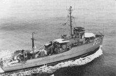 USS Thrasher MSC-203