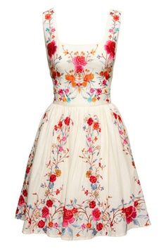 summer dress » I am in love. This dress is perfection!