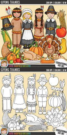Thanksgiving Clip Ar
