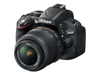 Best Entry Level digital SLR cameras ...Nikon D5100 (with 18-55mm VR lens)