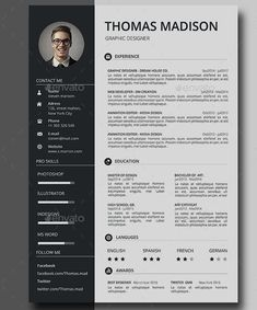 There are a lot of resources on internet for Resume Templates and Examples. I have tried to compile a good set of internet sites that you can get some help: Resume Templates: R… Format Cv, Resume Format, Resume Cv, Resume Tips, Modern Resume Template, Resume Template Free, Templates Free, Free Resume, Architect Resume