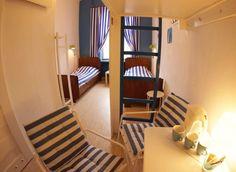 Oki Doki Hostel Warsaw's 3 Bed Dorm