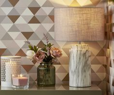 Shop for Wilko Marble Table Lamp at wilko - where we offer a range of home and leisure goods at great prices. Aw18 Trends, Mood Light, Table Lamp, Lighting, Happy, House, Home Decor, Table Lamps, Decoration Home