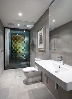 COS Design   Balaclava Road   Modern Bathroom Design