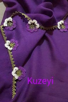 This post was discovered by Ebru KANLI. Discover (and save!) your own Posts on Unirazi. Baby Knitting Patterns, Sewing Stitches, Crochet Blanket Patterns, Thread Crochet, Filet Crochet, Irish Crochet, Saree Tassels Designs, Saree Kuchu Designs, Lace Flowers