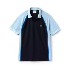 83d0dcf25 Men s Made in France Regular Fit Piqué Polo. LacostePolo ShirtPolo ...