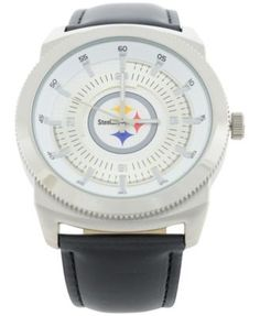 Game Time Pro Pittsburgh Steelers Vintage Watch