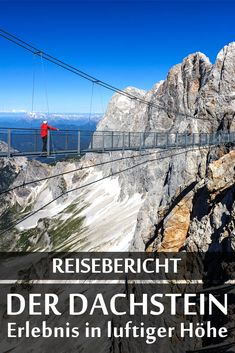 Dachstein Glacier World: Travel report with all sights, the best . - Urlaub nah - Dachstein Glacier World: Travel report with all sights, the best photo spots as well as general tip - Asia Travel, Travel Usa, Europe Destinations, Travel Report, Glacier, Voyage Europe, Le Site, Nightlife Travel, Travel Aesthetic