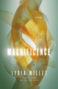 Magnificence: A Novel   design by David High