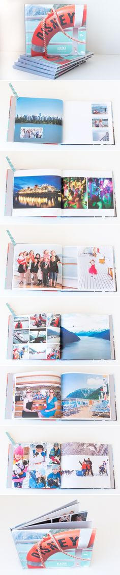 This is, in my opinion, the perfect family photo book. Check it out, get inspired, and please get to work on your photo book. Your family will love it!! PhotoBook Friday | Family Vacation » Suzanne O'Brien Studio