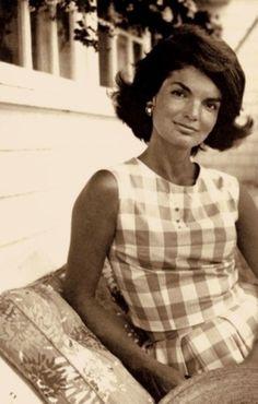 Jackie Kennedy by Ellen Cave