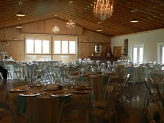 Reception at Up the Creek Farms - wedding venue - Central Florida