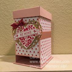 Stamp It Sweet: Tea Dispenser Tutorial
